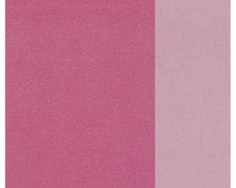 Clarity Parchment Paper Two Tone Pink - Colored Parchment Paper - Groovi Parchment Paper - A5 Coloured Parchment Paper - Two Tone Pink Paper