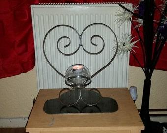 Heart Tealight holder