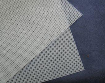 Count cross stitch cloth 10 ct plastic Xstitch canvas 10 count 26x33cm Embroidery cloth aida 10ct shit