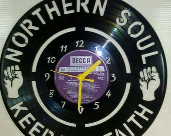 Northern soal record clock