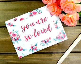 Mother's Day Card, Flower Mom Card, Card For Mom, Pretty Card for Mom, Anniversary Card, Grandma Card, Card for Mum, Mum Card, Card for Her,