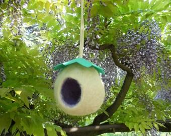 nido per uccellini