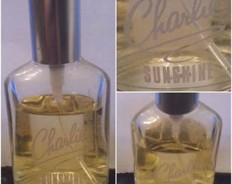 Charlie Sunshine, Cologne, Revlon, Spray Bottle, Citrus, Floral, Mother's Day