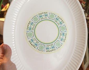 Vintage Mid Century Platter