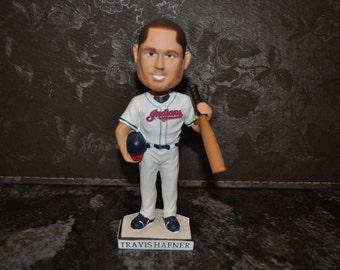 Travis Hafner Cleveland Indians Bobblehead, 2009 Collectors Edition