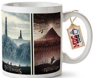 Lord of Rings Mug Cup Coffee Tea