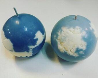 Earth Candle