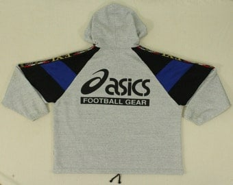 Vintage Asics Sweatshirt Hoodie Asics Pullover