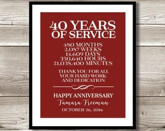 10 Year Anniversary Ideas Etsy