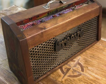 wooden hand made Bluetooth Speakers