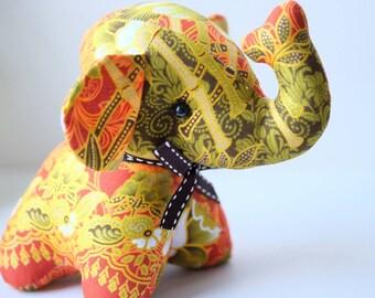 Beautiful Stuffed Animal Toy- Thai Elephant