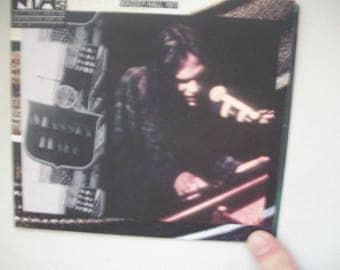"Neil Young ""Massey Hall 1971"" CD"