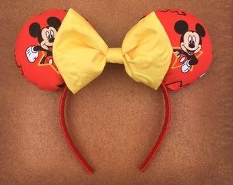 Mickey's Hot Diggity Dog Minnie Ears