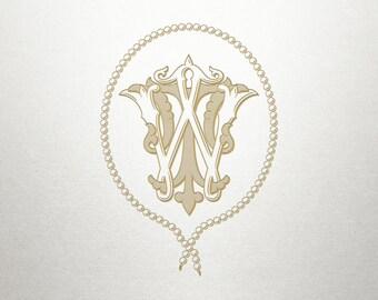 Pearl Frame Design  - Birmingham Pearls -  Pearl Frame - Digital