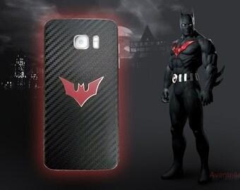Samsung Galaxy S7 / S7 Edge Batman Beyond Decal
