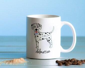 Dalmatian Mug (boy)