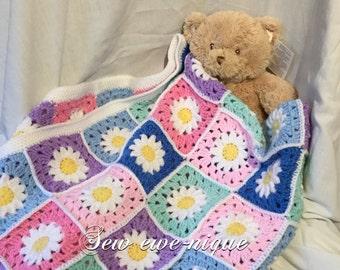 Daisy dreams blanket