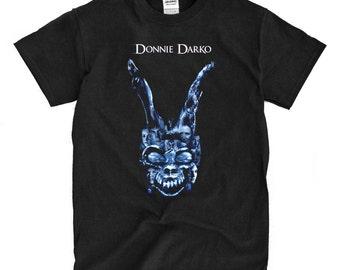 Donnie Darko Poster Art - Black T-shirt