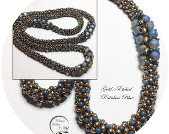 KIT diy necklace EFGENIA
