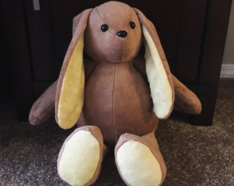 Stuffed Bunny // Easter Bunny // Bunny Plush