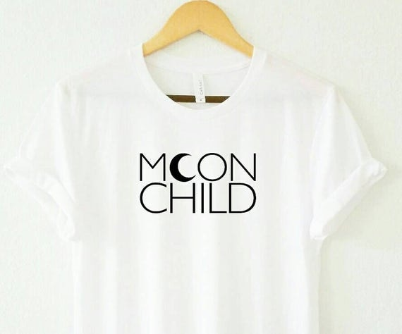 MOON CHILD Boyfriend Tee or Tank Top