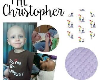 The Christopher, Minky Blanket