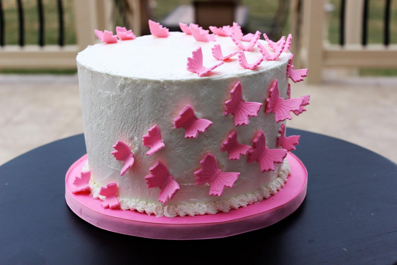 Image Result Forerfly Cupcake Birthday Cake
