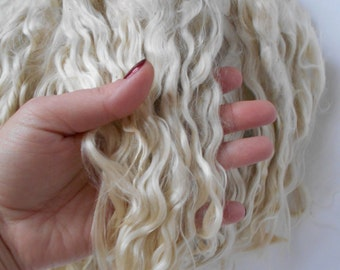 doll hair Mohair, Goat curls for dolls, curls for doll hair, doll hair,goat locks, Mohair locks
