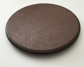 Lazy Susan with Laminate -  Montana Midnight