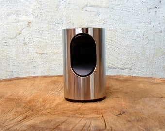 Braun T2 cylindric table lighter by Dieter Rams /60's