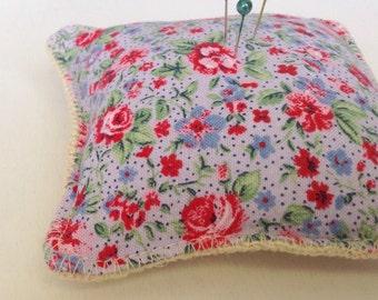 Pin Cushion, Pin Pillow, Needle Cushion, Pin Cushions, Pin Pillows, Needle Cushions, Gift for Sewer, Sewing Gift