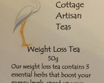 Weight Loss Tea - boost energy levels,speed up metabolism, suppress your appetite, regulate blood sugar.