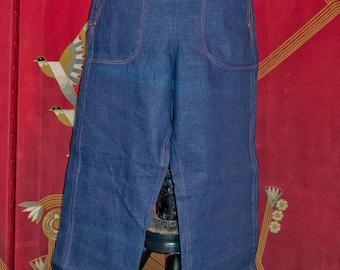 Vintage girl original 40s jeans