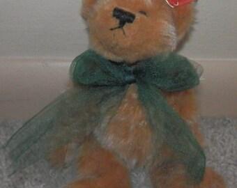 ty beanie baby brown bear bearkhardt 1993