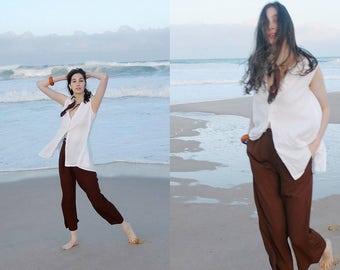 Designer Vintage Pants - Guy Laroche
