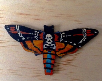 That's Mithter Moth to you!