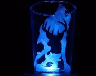 Glass Harry Potter Marauders