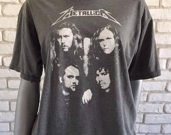 Vintage Metallica 1988 tshirt