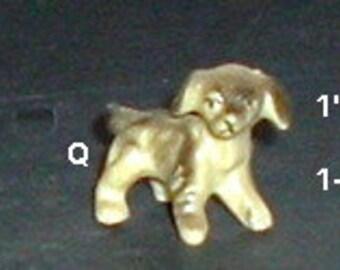 "Miniature DOG ""Q"""