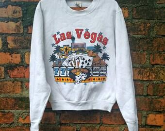 Vintage Las Vegas Casino Nevada sweatshirt