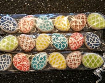 MINI Easter Egg Sleeves (3 Dozen Cookies)