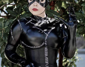 Catwoman Cosplay upgraded