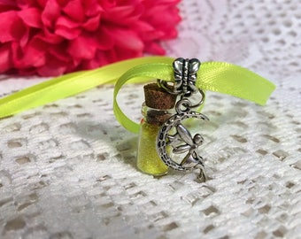 12 - Dozen Fairy Crescent Moon Magical Sparkle necklaces party favors.