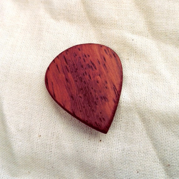 PMP Jazz III Shape Guitar Pick Padauk