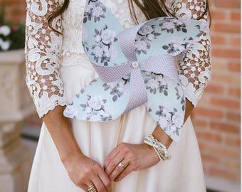 Pinwheel Bouquets