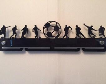 Acrylic Football medal hanger