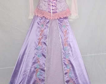 Rapunzel Tangled Princess Rapunzel Dress Tangled Fairytale Cosplay Costumes