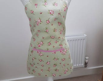 Ladies aprons, handmade apron, cooking apron