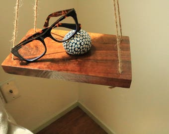 Reclaimed Wood Hanging Table