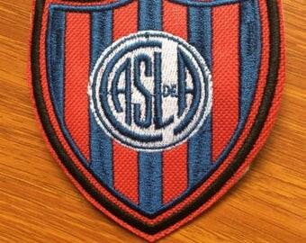 Patch San Lorenzo de Almagro - Argentina first division - Copa Libertadores - South America - Buenos Aires